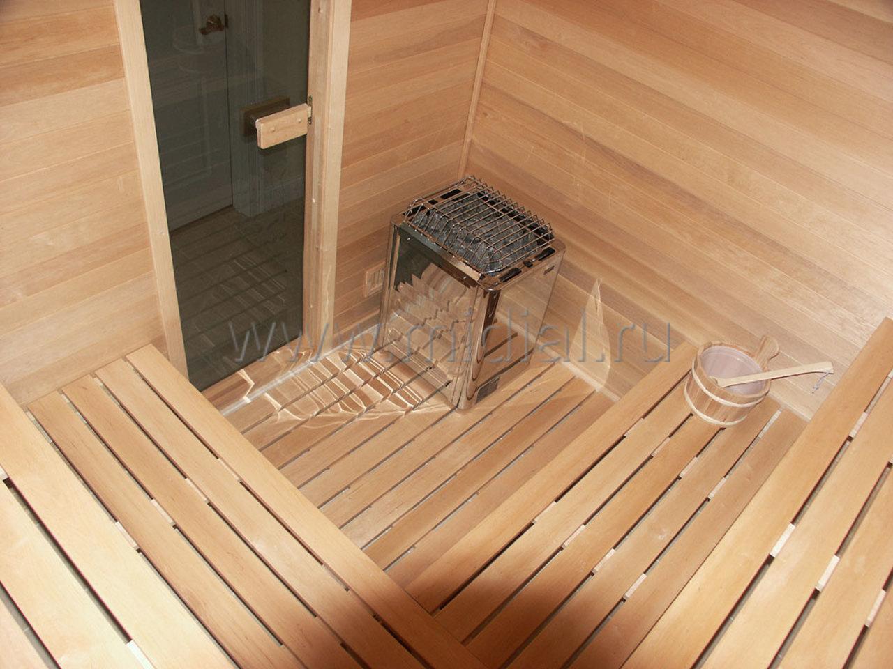 Как должна быть устроена моечная в бане 87